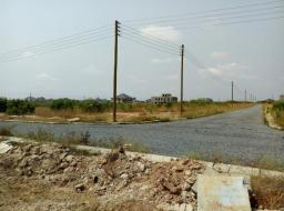 land for sale at TEMA COMMUNITY 24 - OFF THE ACCRA - TEMA MOTORWAY BEHIND EAST LEGON HILLS